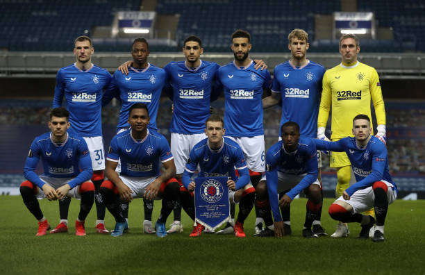 Aribo, Balogun inspires Rangers to Europa League round of 16 Qualification