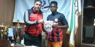 Bature Yaro reveals target at new Libyan side Asaria FC