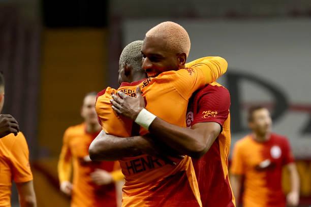 Galatasaray Boss hails Onyekuru and Etebo after victory over Basaksehir
