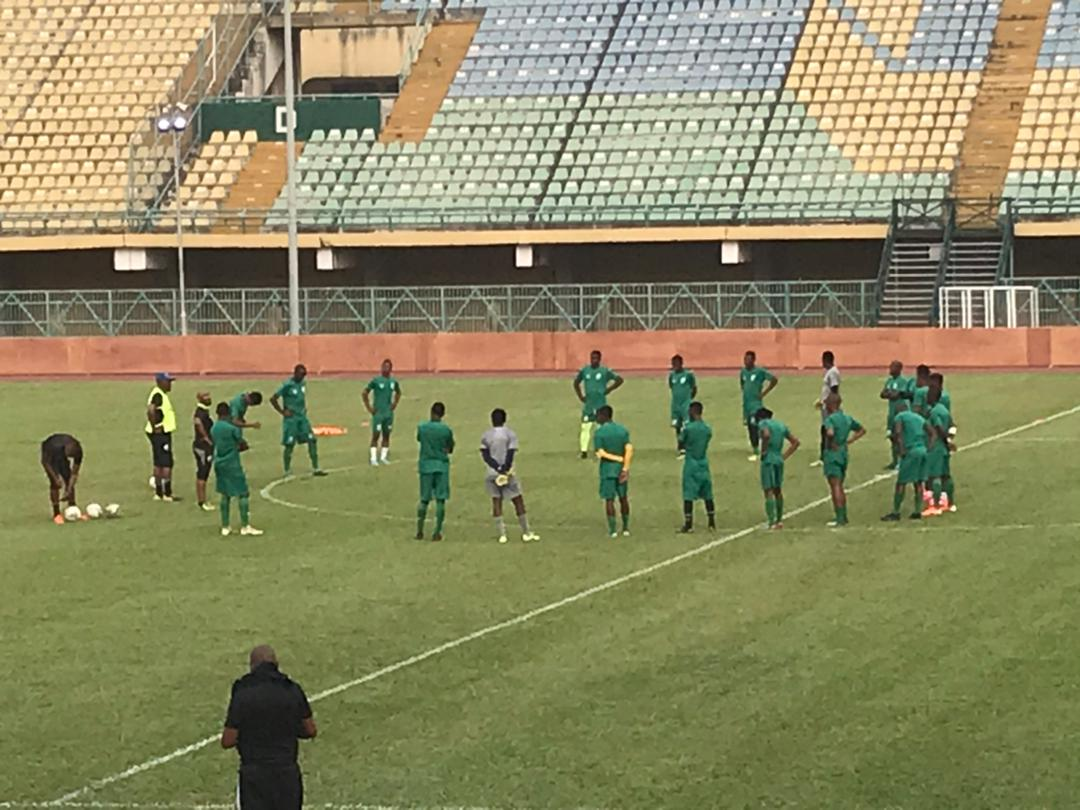 AFCON Qualifiers : We want to Finish with a Win, says Gernot Rohr