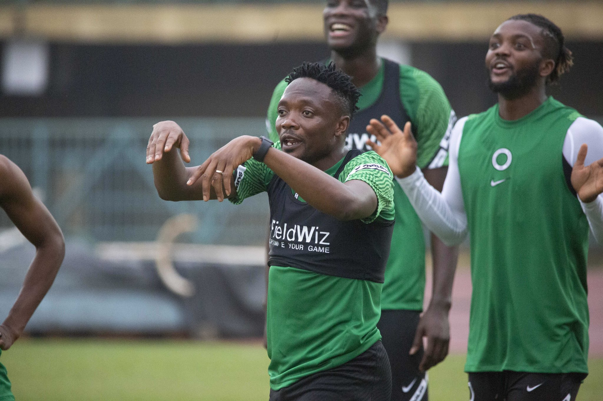 Mutiu Adepoju tells Nigerians what to expect from Rohr's Eagles