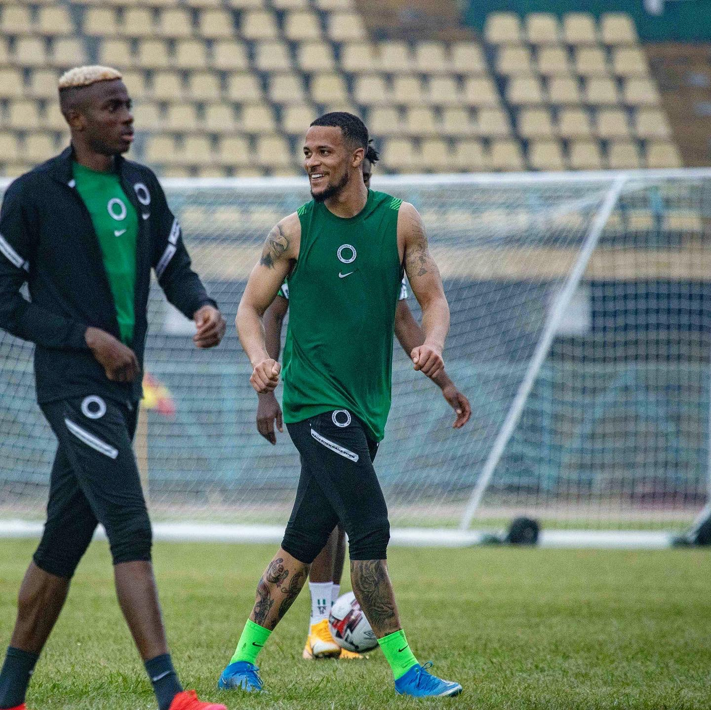 William Troost-Ekong Confident Super Eagles Ready to Fight in Benin Republic
