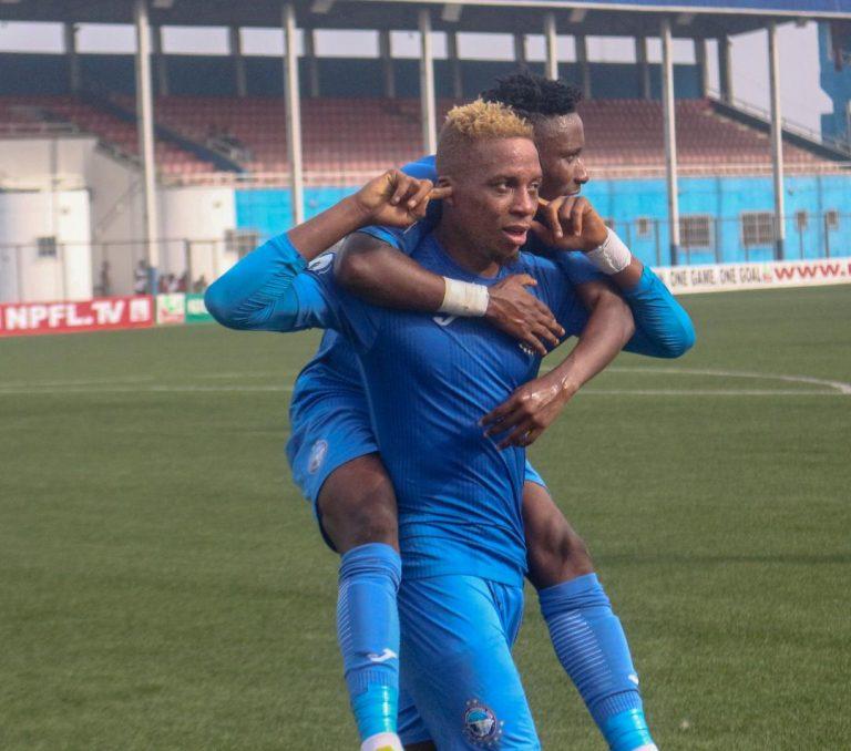 Omoyele hails Enyimba teammate Iwuala ahead possible Super Eagles debut