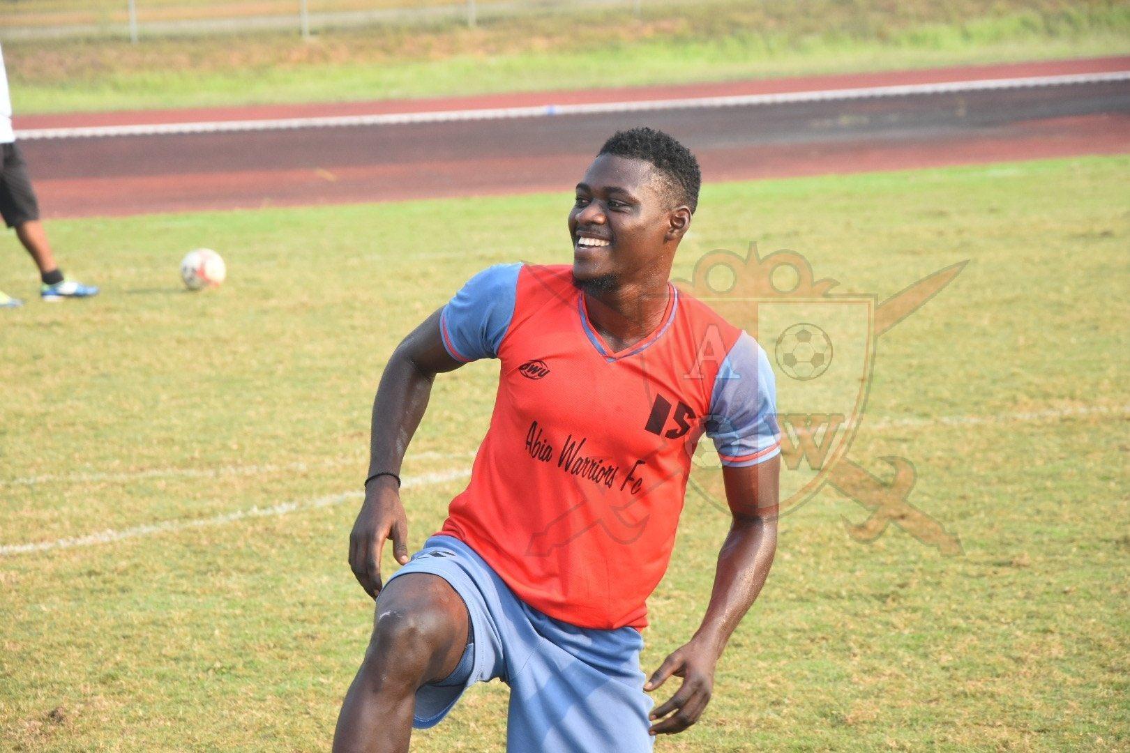 Abia Warriors defender Adeleke Adekunle gets Super Eagles call up