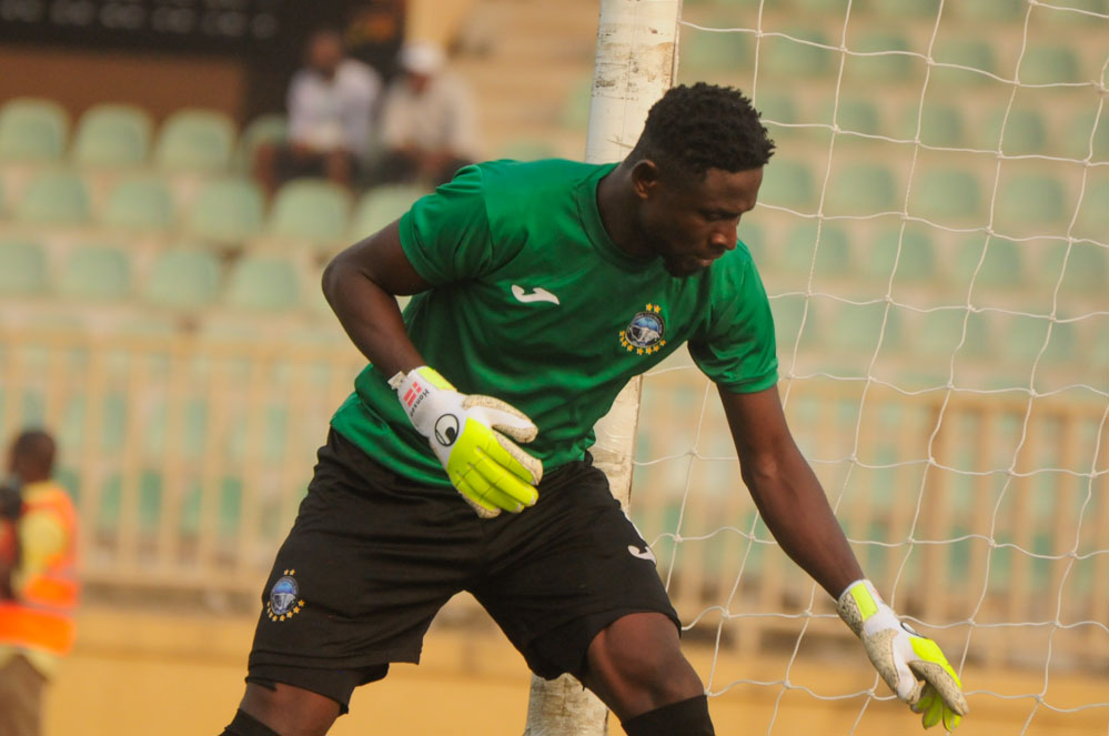 Noble reveals Enyimba's pressing target