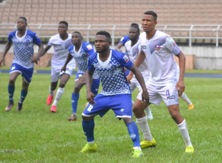Rivers United and Akwa United begins CAF Champions League adventure with a win