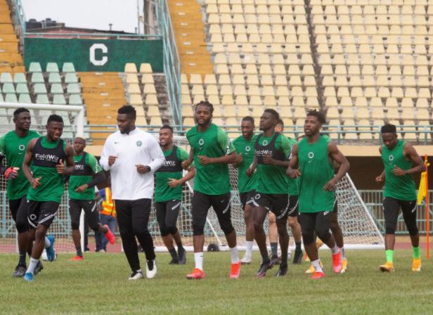 Okpara dispels importance of FIFA ranking at the moment
