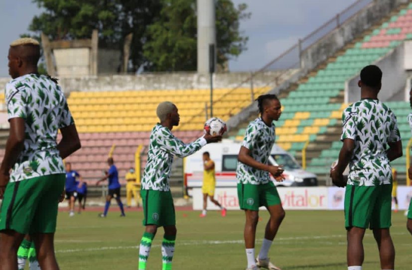 Super Eagles kick starts World Cup Qualifiers Preparation with Lesotho match