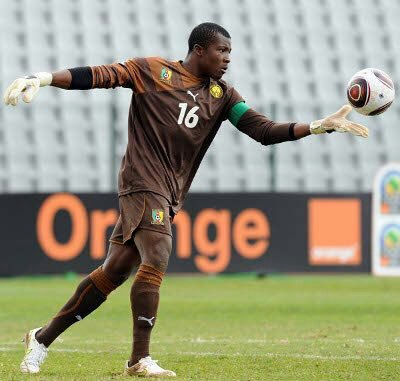 Akwa United's goalkeeper Jean Efala in Cameroon squad for Afcon qualifiers