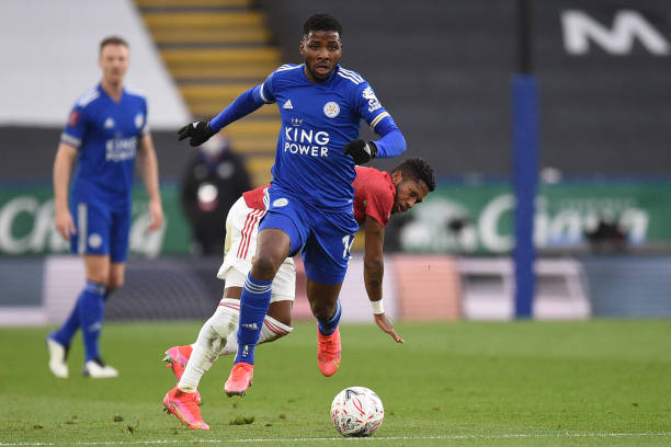 My best is Yet to Come – Kelechi Iheanacho