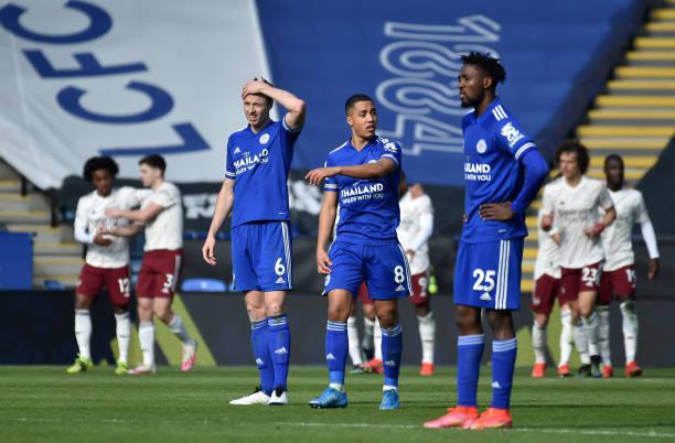 Leicester 1-2 Arsenal : Ndidi and Iheanacho fail to Impress