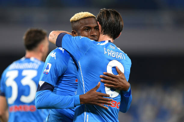 Osimhen fires Napoli to victory in another test game