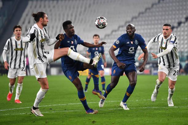 UCL : Zaidu Sanusi helps FC Porto knock out Ronaldo's Juventus