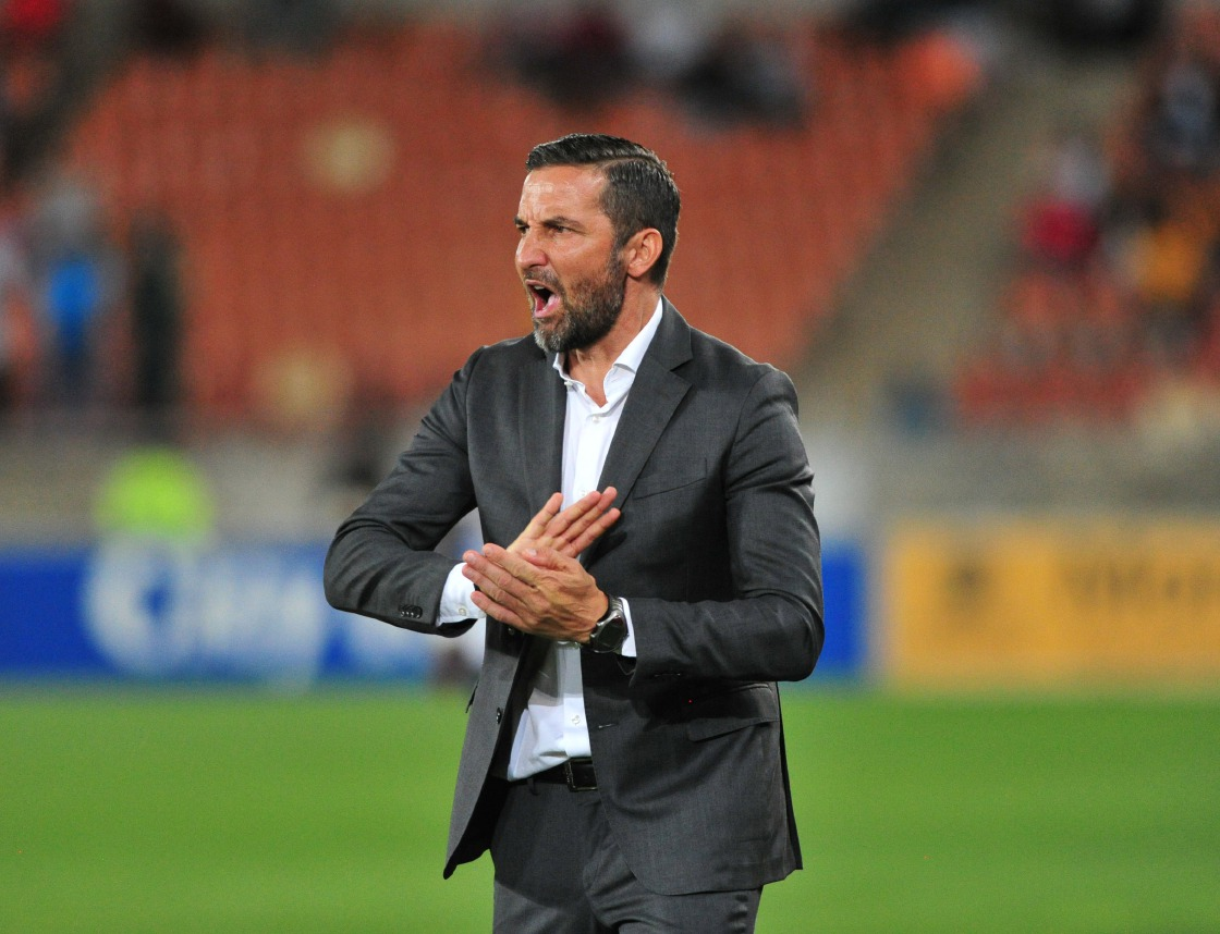 Zinnbauer excited with Pirates win over defensive minded Enyimba