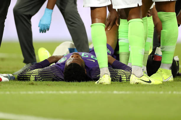 Uzoho delighted to mark Super Eagles return with Victory