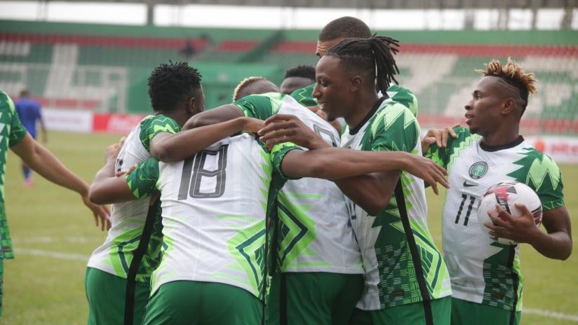 Nigeria vs Lesotho : Aribo doubtful, Iwobi Covid test Returns Negative – Rohr