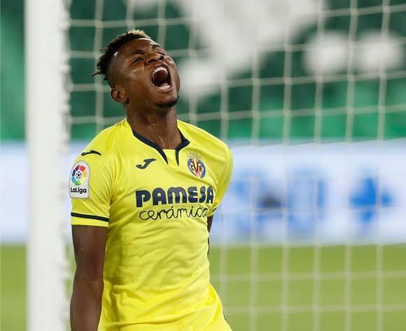 """He has an amazing football brain"", – Chukwueze speaks about Villarreal boss Emery"