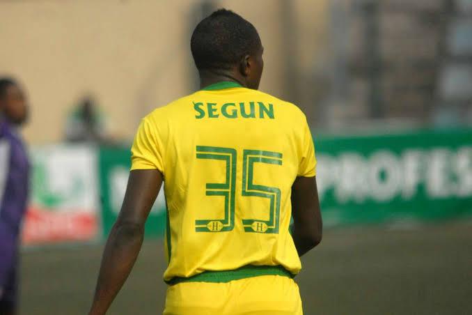 Segun Alebiosu rejoins Kwara United from Lobi Stars
