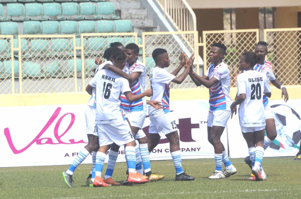 Delta Queens coach, David Ochei turns attention to Rivers Angels clash