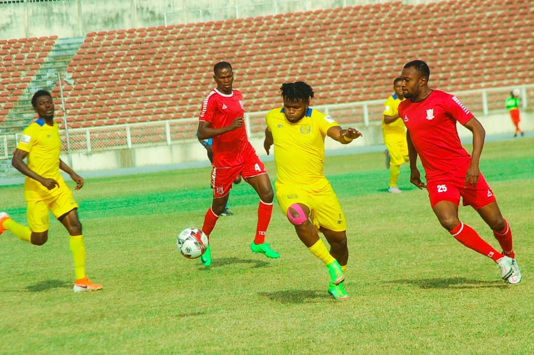 Kwara United not giving up on Jigawa Golden Stars striker Stone