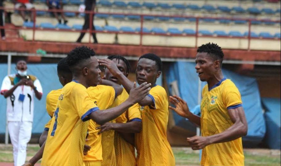 NSF: Team Lagos thrash Delta 3-1 to zoom into semi final of football event