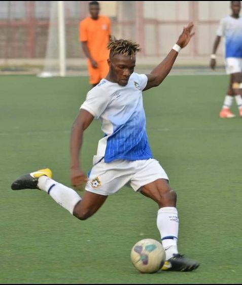 Kwara United's Taiwo Salaudeen set to return from injury