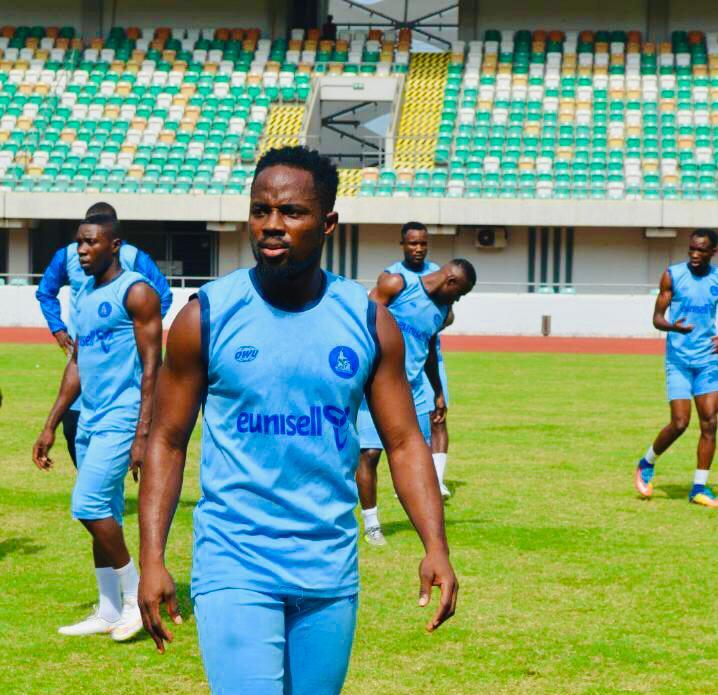 Ghanaian star Samuel Afful tips Rivers United to pick continental tickets