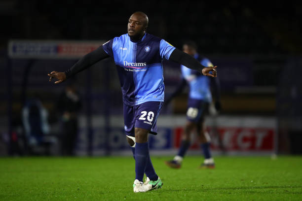 Akinfenwa and Ikpeazu inspires Wycombe to comeback win against Bristol City