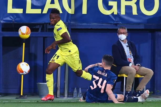 Chukwueze stars as Villarreal record slim victory over Arsenal