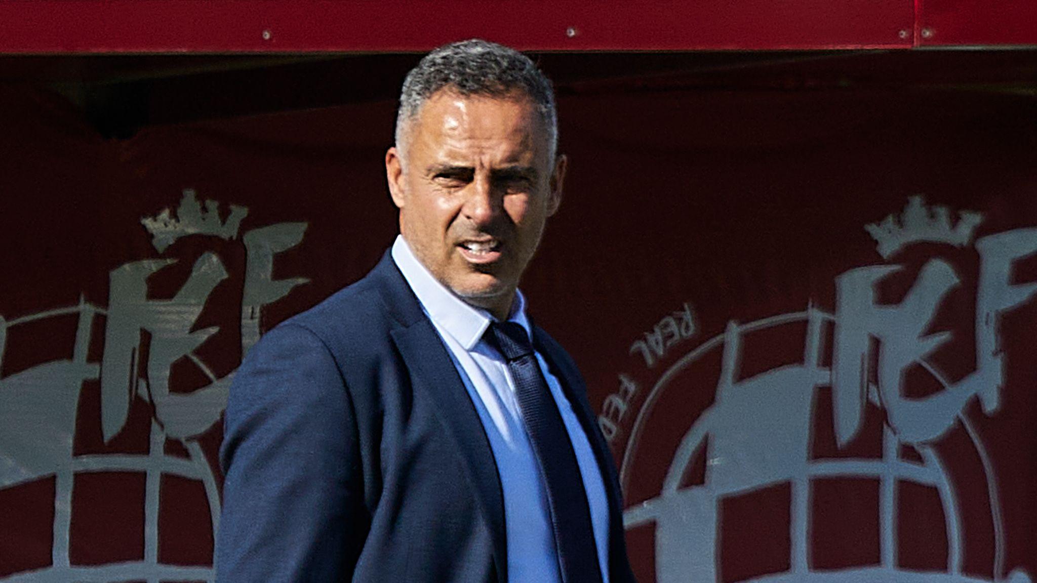 Almeria coach José Gomes pleased with Umar Sadiq and others after draw against Espanyol