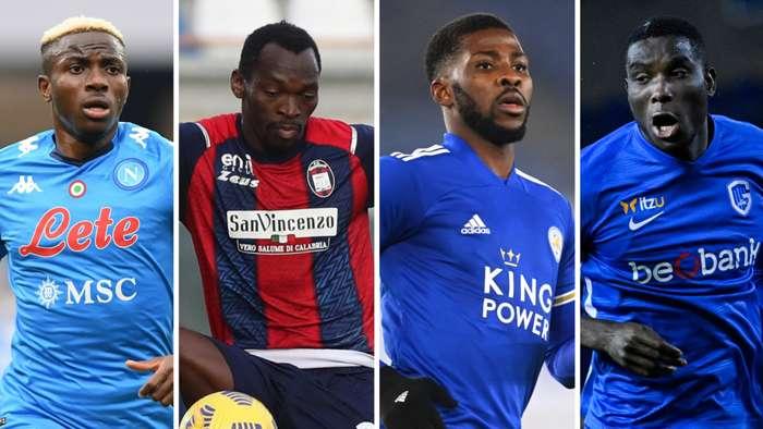 Chukwu-Ndukwe welcomes competition among Nigerian strikers