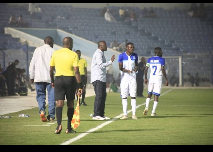 New gaffer Azeez  Mohammed ready to lead Katsina United out of trouble