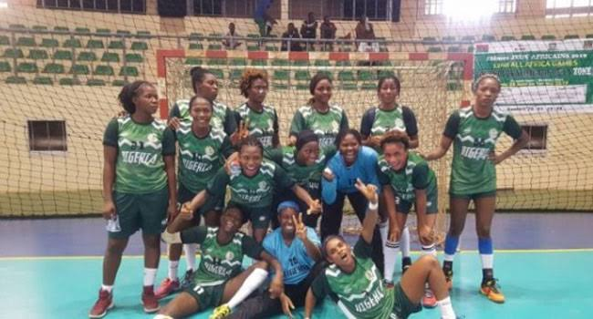 Salami targets second round qualification ahead Africa women Handball cup of nations next month