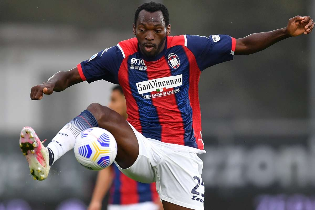 Serie A: Simy Nwankwo relegates with Crotone