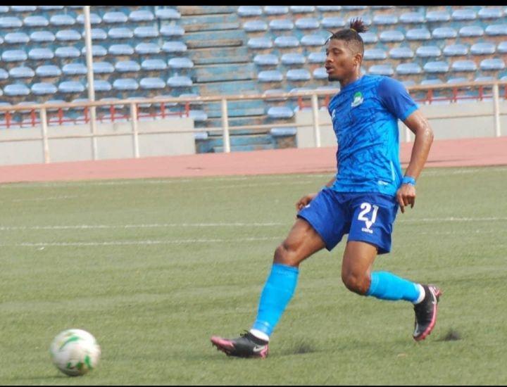 Tebo Franklin talks about having successful season with Nasarawa