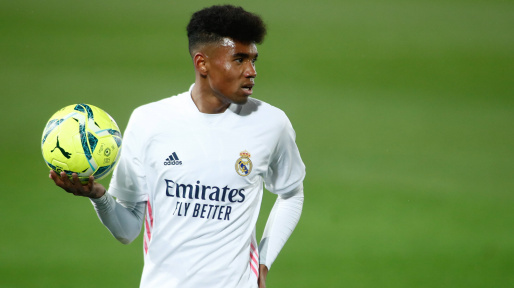 Nigerian prospect Park Akinlabi bags assist for Real Madrid