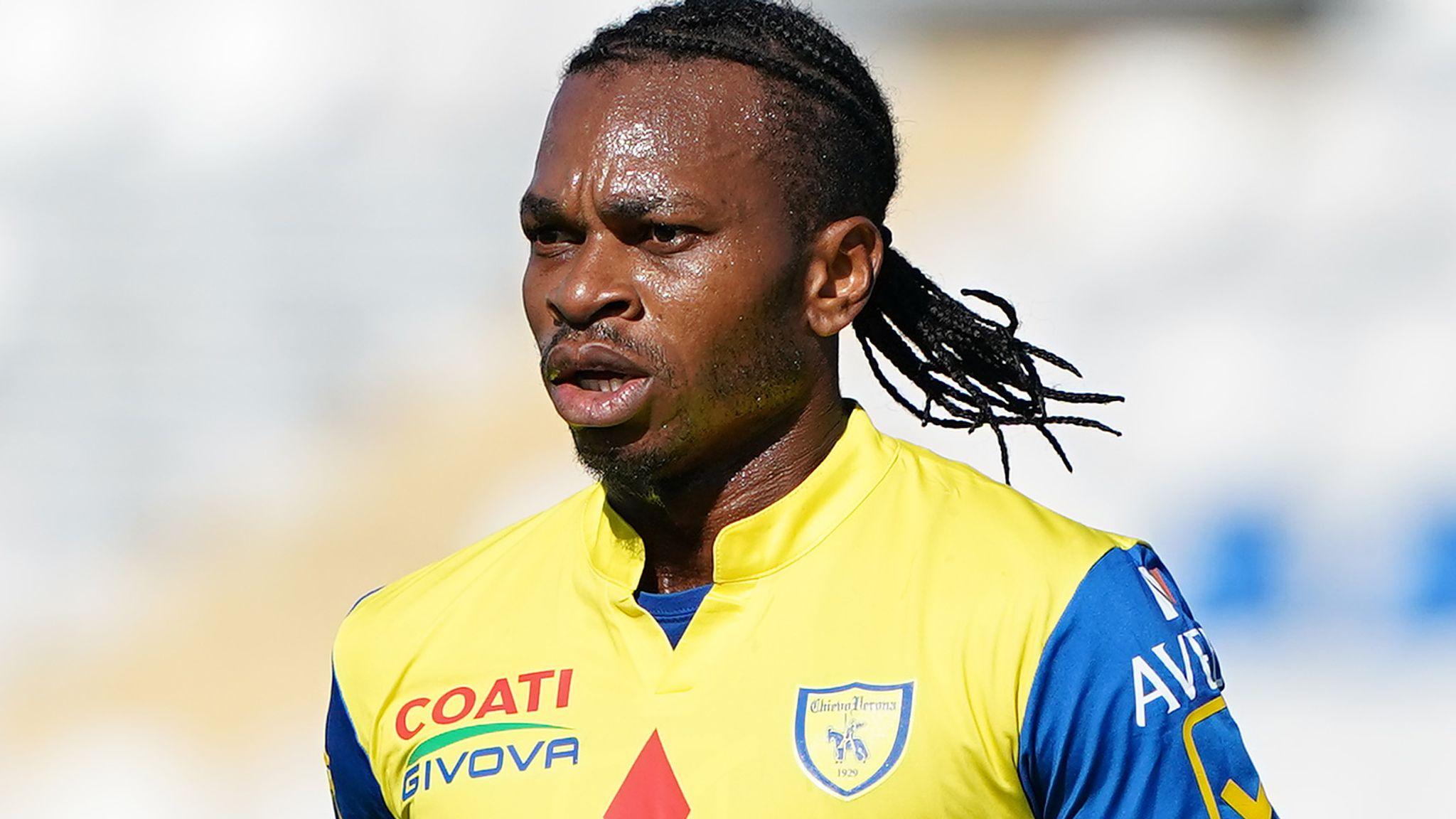 Italian striker Michele Marconi gets 10 match ban for using racial slurs on Joel Obi