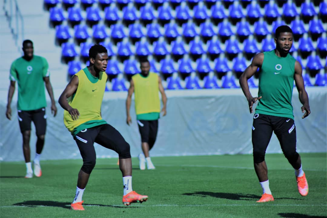 Rohr speaks about possible tactical change for Cameroon showdown