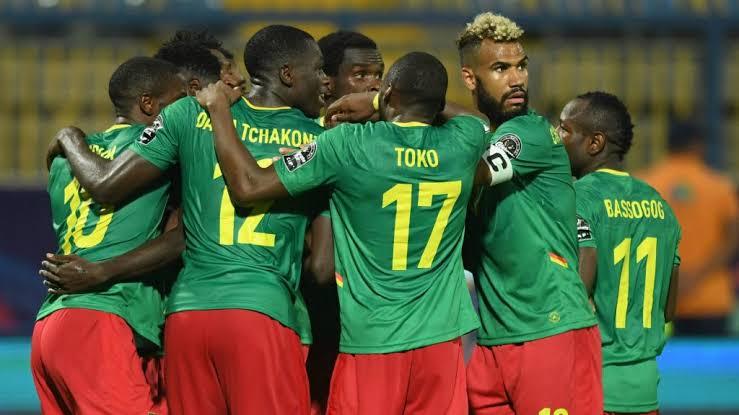 Cameroon beat Nigeria's Super Eagles 1-0 in Austria