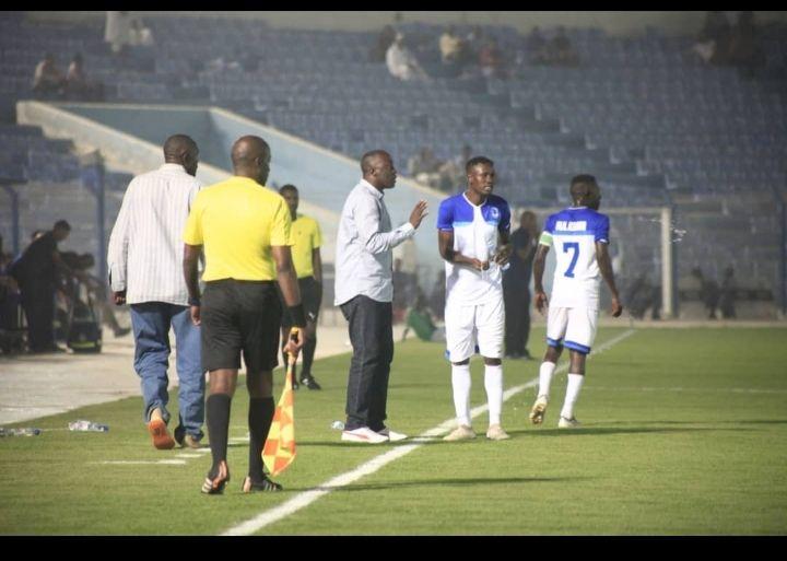 """""""We didn't show Enyimba any respect"""", Says Katsina boss Azeez Mohammed"""