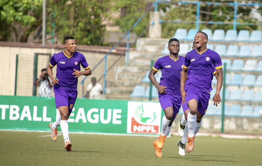 Legbara Barry savors MFM win over Wikki Tourists