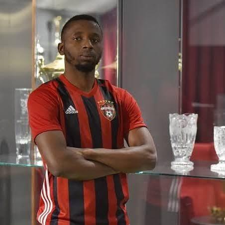 Uncapped defender Anothny Izuchukwu arrives Super Eagles camp