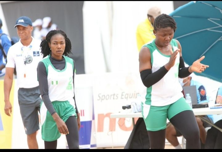 Olympic Qualifier: Nigeria women beach volleyball team books quater final ticket