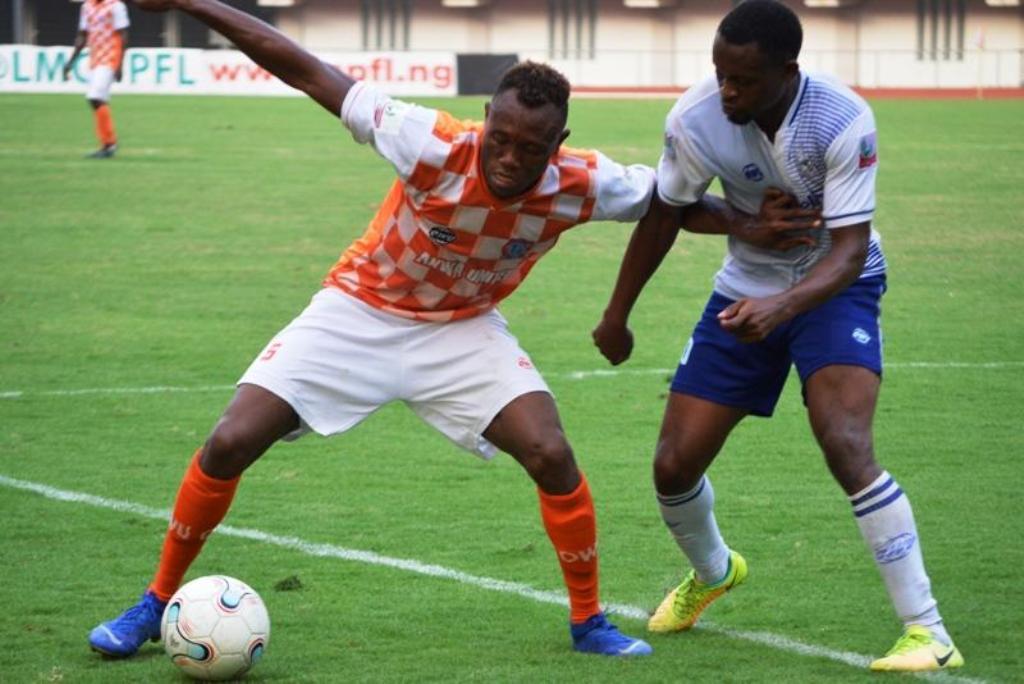 Samson Gbadebo hails Akwa United's winning mentality