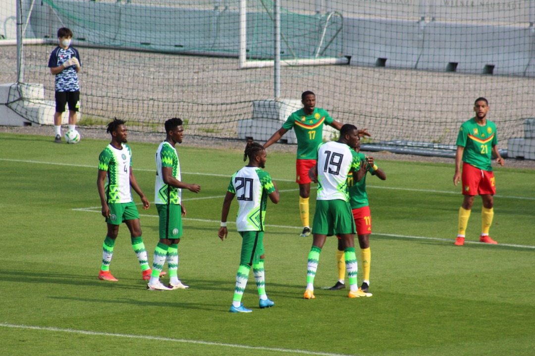 Cameroon 0-0 Nigeria : Rohr assures Super Eagles will be Ready for World Cup qualifiers