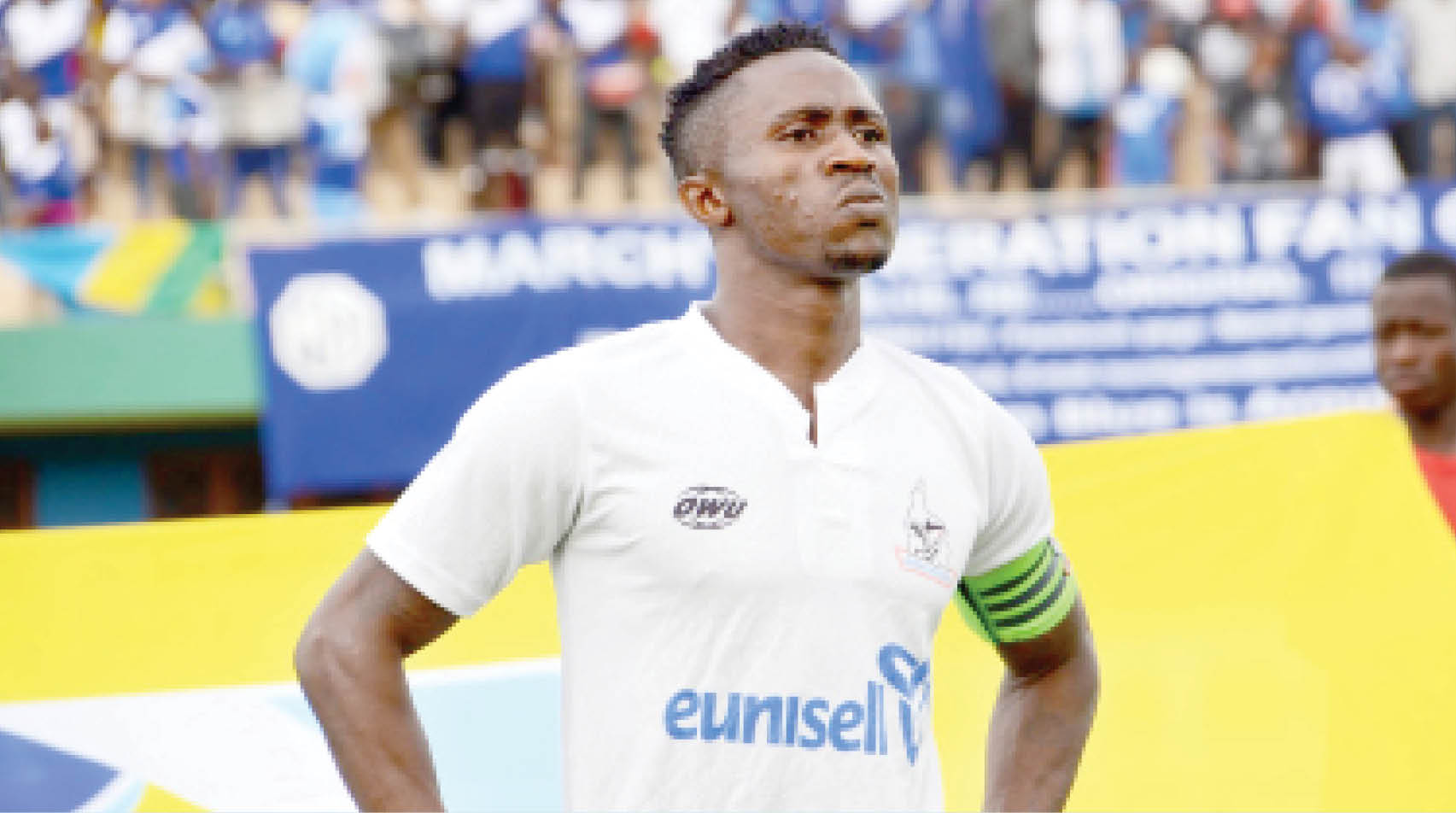 Rivers skipper Austin apologizes to fans after Adamawa united loss