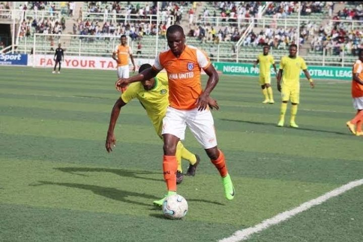 Akwa United defender Etim Matthew eyes win against Heartland