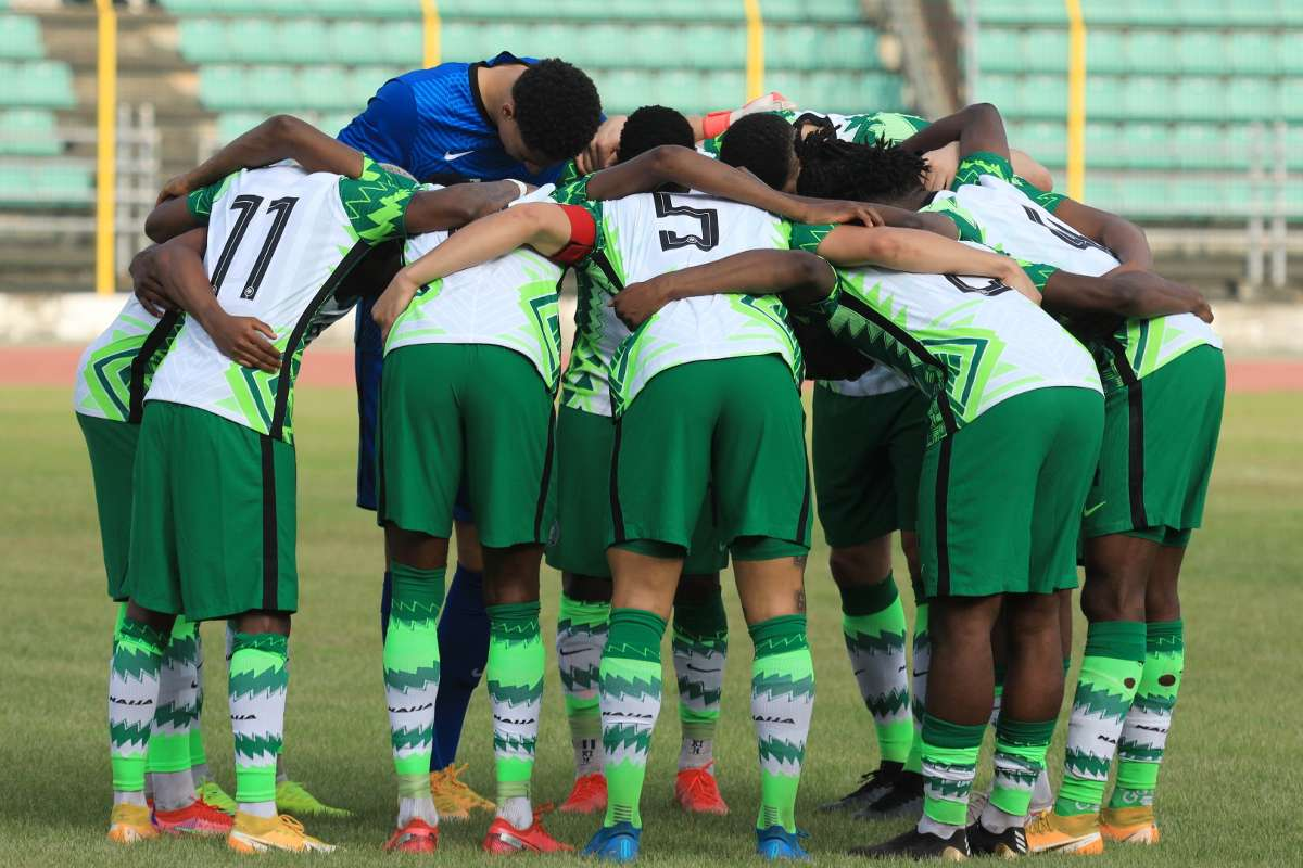Rohr happy with competition for places in Super Eagles squad