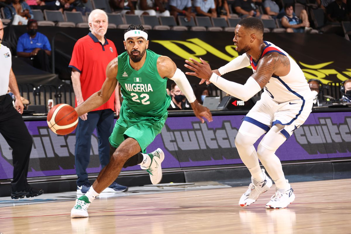 """""""We just wanted to compete"""", Gabe Nnamdi Speaks on D'tigers win over USA"""