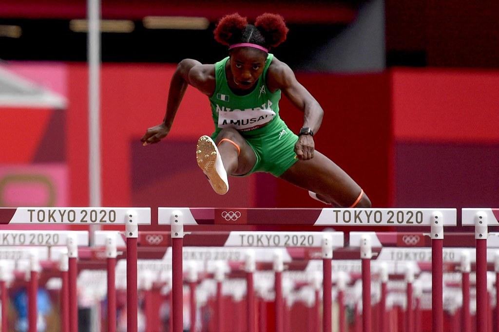 I was not mentally ready for the 100m hurdles final – Tobi Amusan